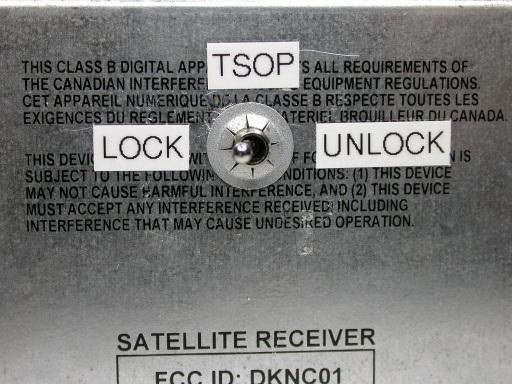 Lock switch labels
